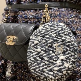Chanel Wasit Bag and Coin Purse
