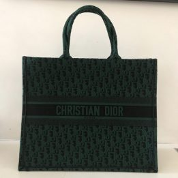 Dior Personalised this medium Book Tote with maximum 13 characters