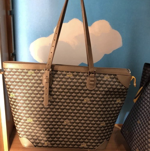 Faure Le Page Zipped Tote Bag Size 32