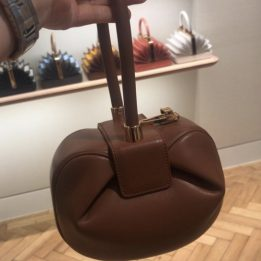 Gabriela Hearst Demi Bag in Brown