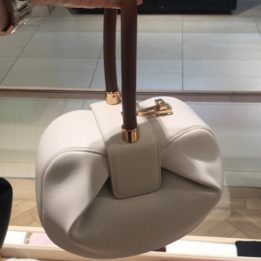 Gabriela Hearst Nina Bag in Ivory