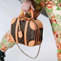 LV Preorder you SS19 Collection today Mini Luggage Monogram