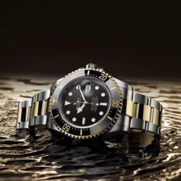 Rolex Bimetal Sea Dweller