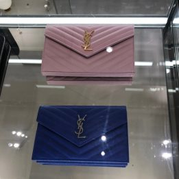 YSL Large WOC Bags