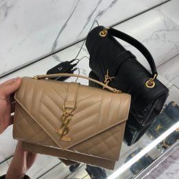 YSL Small Quilted Bag