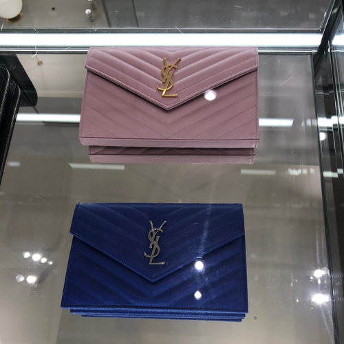 YSL Small in Blue